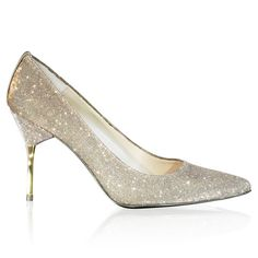 Russell and Bromley - Christmas wedding shoes