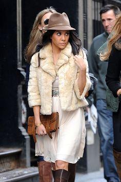 Kourtney Kardashian...the sister with style!
