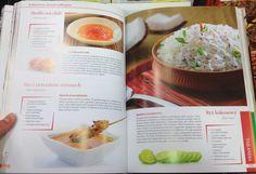 """środek z """"Kuchnie świata. Kulinarna podróż przez 35 krajów świata"""""""
