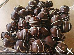 Lebkuchen Pralinen - German chocolate recipe!