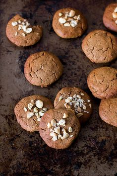 Peanut Butter Cookies ......  Chewy Chocolate Peanut Butter Cookies