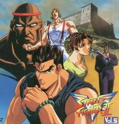 Street Fighter Ii V, Super Street Fighter, King Of Fighters, Anime, Karate, Martial Arts, Victorious, Video Game, Animation