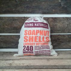 Living Naturally Soapnuts are the only organic detergent that grows on trees! It simply doesn't get greener than this!