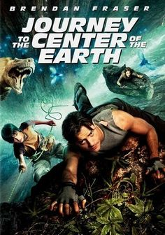 Journey to the Center of the Earth (2008) part of my JHutch movie collection that keeps GROWING...