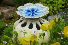 Poppy Seed Vessel Sculpture