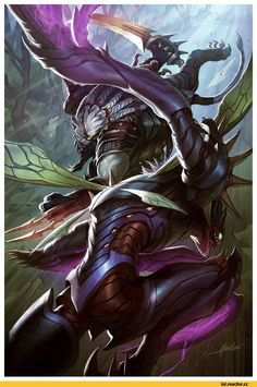 League of Legends,Лига Легенд,фэндомы,Rengar,Kha'Zix