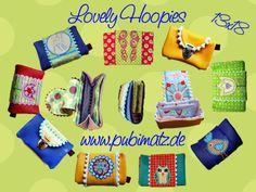 ITH Stickdatei Lovely Hoopies von Pubimatz auf DaWanda.com