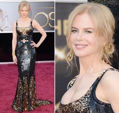 Nicole Kidman - Oscar 2013