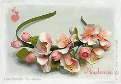 Картинки по запросу искусственные цветы веточка фуксии