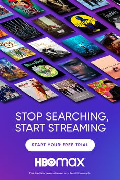 HBO Max— Where all of HBO meets your favorite shows, movies, and new Max Originals. Start your free trial today.