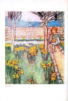 Juvenile - Illustration - Children's gardening 6