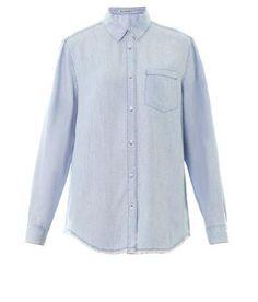 Acne Studios Wave denim shirt on shopstyle.com