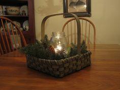 Primitive Gathering Basket
