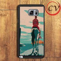 Michael Jordan Ride Horse (2) (2) Samsung Galaxy Note 5 Case