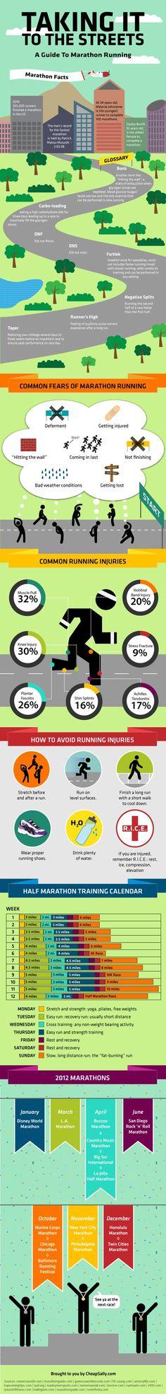 Marathon/Half Marathon Training