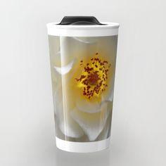 Icebergs Bliss Travel Mug by crismanart Travel Mug, Bliss, Mugs, Tableware, Art, Art Background, Dinnerware, Tablewares, Kunst