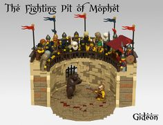 The Fighting Pit of Mophet | Flickr - Photo Sharing!