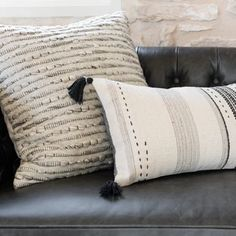 Knitted Cushion Pattern, Knitted Cushions, Magnolia Home Decor, Magnolia Homes, Library Inspiration, Home Decor Inspiration, Lumbar Pillow, Throw Pillows, Human Kindness
