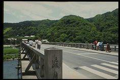 京都観光Navi:渡月橋