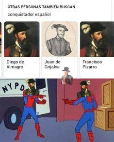 Stos Exploradores Hispanos.
