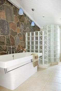 Recent project featured in Our Homes Durham Magazine, by Designing Durham Durham Region, Traditional Bathroom, Stone Flooring, Bathtub, Wall, Inspiration, Decorating Ideas, Design, Homes