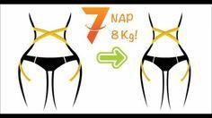 Így adhatsz le 8 kg-ot mindössze 7 nap alatt! Health And Beauty, Fitness Motivation, Food And Drink, Health Fitness, Weight Loss, Workout, Healthy, Skinny, Per Diem