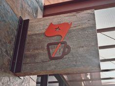 Creative Signage, Design, Salih, Kucukaga, and Studio image ideas & inspiration on Designspiration Wayfinding Signage, Signage Design, Branding Design, Logo Design, Cafe Signage, Corporate Branding, Environmental Graphic Design, Environmental Graphics, Tolle Logos