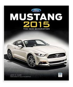 Ford Mustang 2015 Hardcover