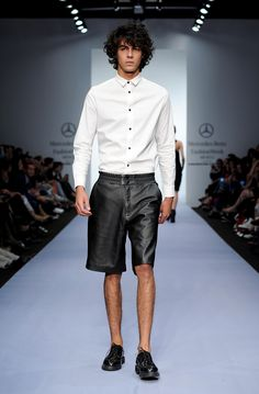 Mercedes Benz Fashion Week Mexico primavera verano 2014