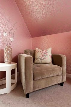 Family Room - eclectic - family room - dc metro - by Heather ODonovan Interior Design