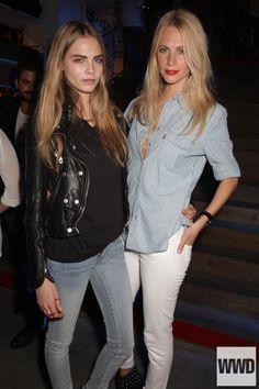 Best Dressed Celebrity Sisters