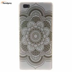 RandGrey original Fashion Painted Pattern TPU Silicone Soft sFor huawei p8 lite Case For p8 lite Cell Phone Back Cover Case-in Phone Bags & Cases from Phones & Telecommunications on Aliexpress.com   Alibaba Group