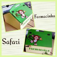 Farmacinha Safari!!!