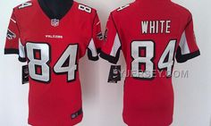 NIKE EAGLES 84 WHITE RED WOMEN GAME JERSEYS ONLINE, Only$36.00 , Free Shipping! http://www.yjersey.com/nike-eagles-84-white-red-women-game-jerseys-online.html