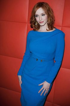 how to get a body like christina hendricks
