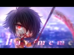 Hay meme    WARNING BLOOD AND FLASH    Gachalife    oc backstory - YouTube Cute Cuts, Film, Blood, Pasta, Songs, Clothing, Youtube, Movie, Outfits