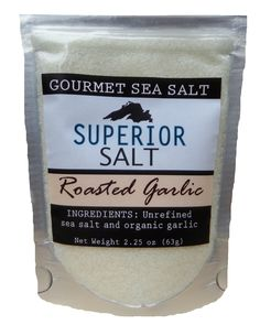 Superior Salt: Located in Grand Marais, MN. This creative company processes sea salt and infuses it with flavors reflecting the Lake Superior and North Shore environs like Lavender, Roasted Garlic, Blueberry, Grilled Onion, and more.  A perfect seasoning for stews, soups, roasts and more. It's very concentrated (and all natural) so a little goes a long way. It livens up just about everything  especially pasta and rice. A great gift for cooks, foodies, and anyone who loves to eat flavorful…