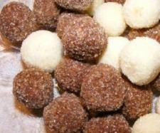 "Rezept Pralinen Nr. 31 ""Schlossbergkugeln"" von Gourmet.31 - Rezept der Kategorie Desserts"