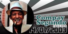 2003: fallece Compay Segundo, cantante y guitarrista cubano  #TaldiacomoHoy #UndiacomoHoy