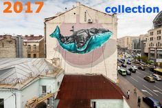 We are proud to present this fine collection of best street art works that we have received during 2017. On behalf of the ISSA team, we wish a Happy New Year to all you fine people out there, who share, support, love and believe in Art for the people. Hope you enjoy this Collection of …