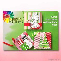 LL9987 Boekje Kerst