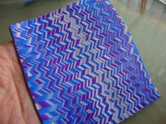 Scrap patterns tutorial No. 2 - this forum has lots of tutes and polyclay tips/info