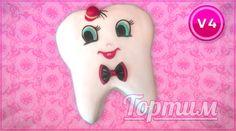 Детский зубик