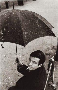 François Truffaut - Jean-Loup Sieff, 1959