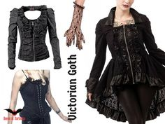 Gothic Style: Victorian vs. Medieval   Queen of Darkness