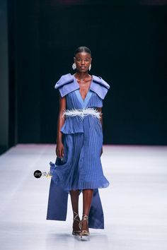 Lagos Fashion Week 2019 | Style Temple | BN Style Fashion 101, Runway Fashion, Fashion Brands, Spring Fashion, High Fashion, Fashion Show, Nigerian Fashion Designers, Chic Outfits, Fashion Outfits