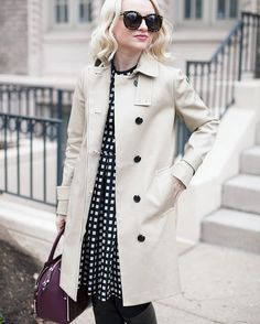 trench coat from anntaylor