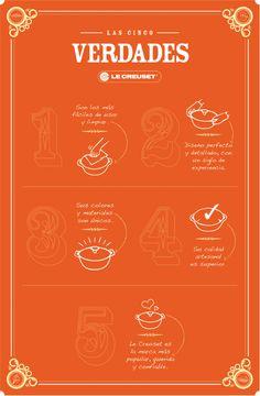¿Ya conoces nuestras 5 verdades?