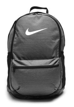 7171eb0fb Mochila Nike Brasilia Cinza/Preta - Marca Nike