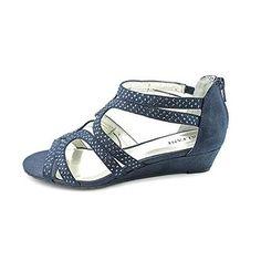 72eee3daa Alfani Womens GYPSIE Fabric Open Toe Formal Slide Sandals